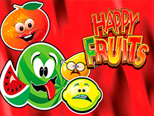 Автомат от Вулкан Happy Fruits на деньги